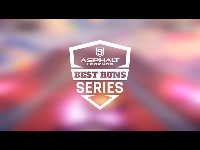 ASPHALT 9 | ENCORE! BEST RUNS #4