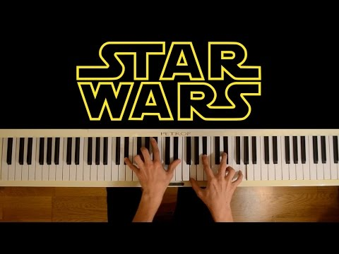 Star Wars - The Force Theme (piano cover + sheets)