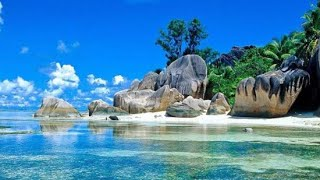 Сейшелы.  Самые красивые места. Рай на Земле