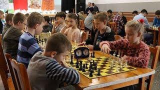 Turniej Szachowy o 'Z³ot± Wie¿ê' w Lelisie