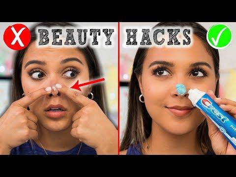 DIY Lazy Beauty Hacks Everyone Should Know!