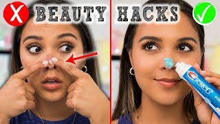 DIY Lazy Beauty Hacks Everyone Should Know!