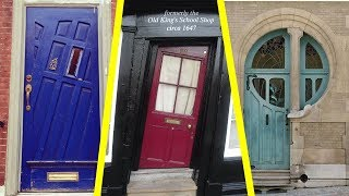 28 Most Strangest Doors You Will Ever See