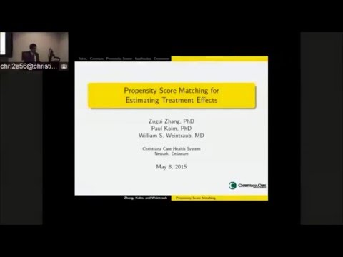 Propensity Score Matching for Estimating Treatment Effects