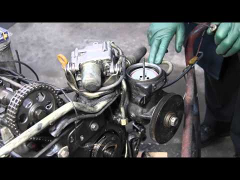 Power Steering Pump Inspection and Repair