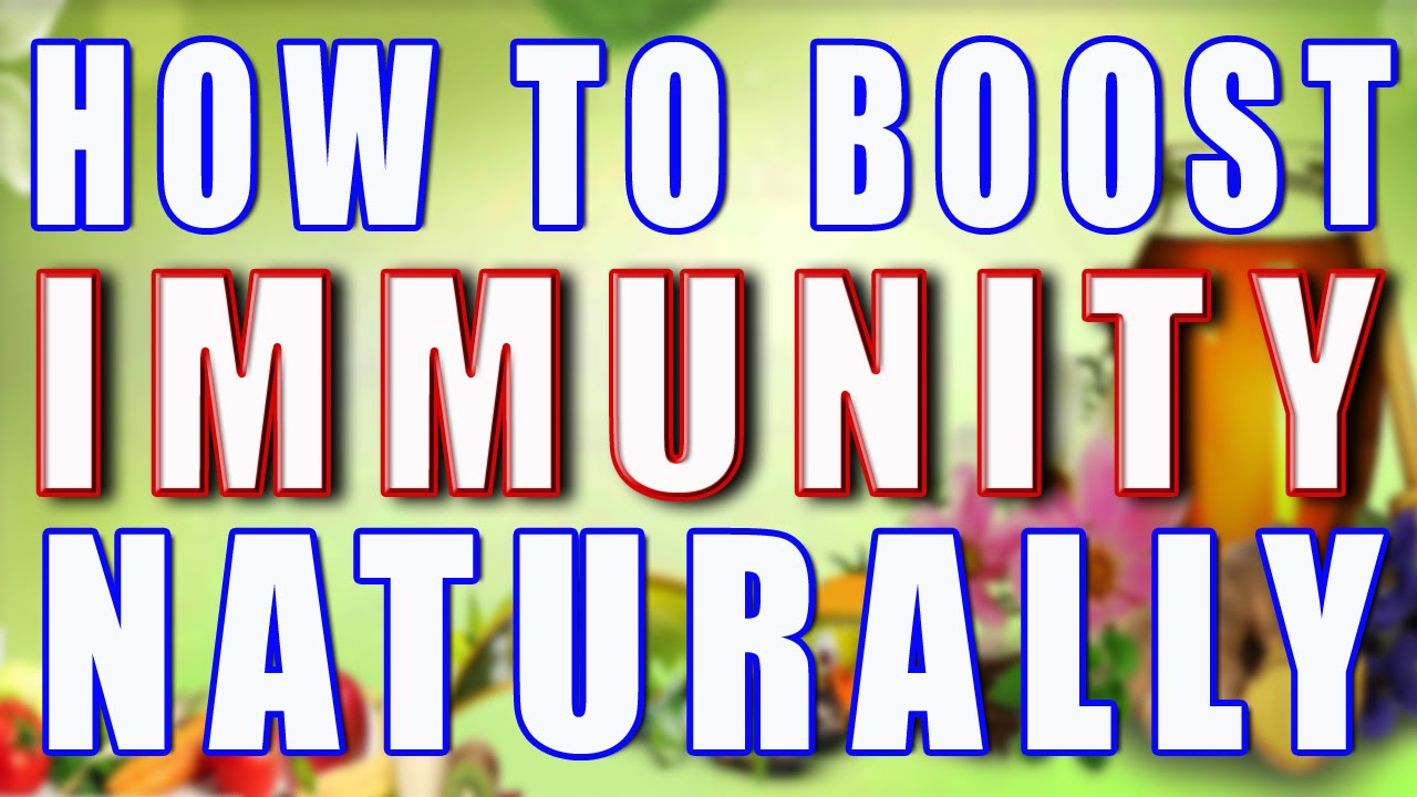 How to improve immunity with folk remedies