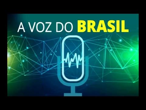 A Voz do Brasil - 15/05/2018