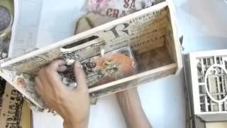 Window Shadow Box-build A Box With Door-tool Box No.2-hanging Signs