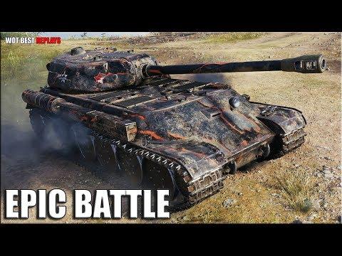 ТОП статист на ИС-М красиво взял ПУЛА ✳️ World of Tanks лучший бой