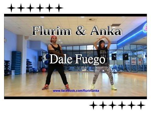 "Zumba ZIN 52 - ""Dale Fuego"" - Choreo By Flurim & Anka"