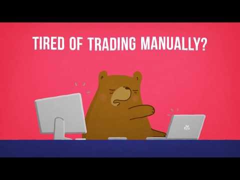 Automated crypto trading platform - Wunderbit Trading