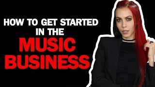 Why I Became My Own Music Producer... *Getting Started In the Music Business*