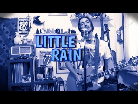 The Rolling Stones - Little Rain (cover from BLUE & LONESOME)
