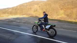 Kawasaki  KX 450F 2011 Videos