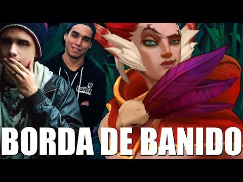 BORDA DE BANIDO