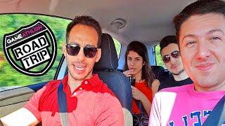 Road Trip στην Αθήνα για GameAthlon 2018 (VLOG 1/4) #Internet4u