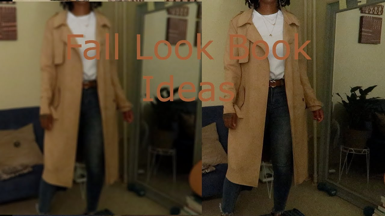 [VIDEO] - 5 CASUAL FALL OUTFIT IDEAS TO TRY 2019?| fall fashion lookbook 1