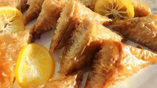 Baklava recept-Baklava recipe-How to Make Baklava