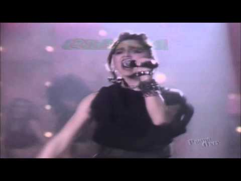 M.C. Miker ''G'' & Deejay Sven & Madonna - -Holiday rap (Videoclip S-L Telegenics-PO 1986).HD