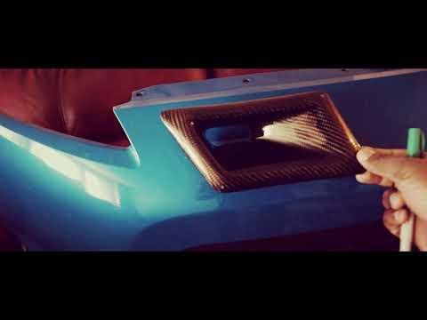 Nissan 370Z Front Lip Install: 370Z Vlog Series 1
