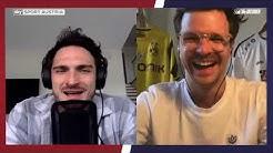 Ruf Mich An - der ABSTAUBER Podcast - Folge #58: Mats Hummels (Borussia Dortmund)