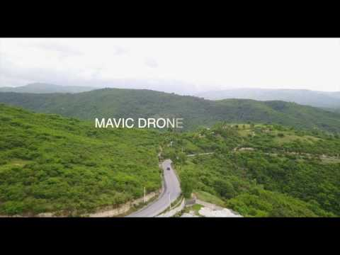 Travel Vlog: HAITI/ ROAD TRIP/ 4k MAVIC DRONE Footage 24FPS