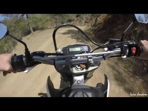 Cyprus Motorcycle Trail Riding Argaka Forest & Akamas Peninsula Paphos
