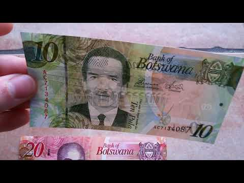 #Currency Special Part 67: Botswana Pula