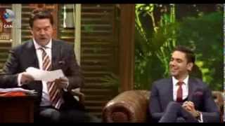 Beyaz Show - Eşinize Leopar Saldırsa Ne yaparsınız ? Seyirci Anketi 8 Kasım 2013