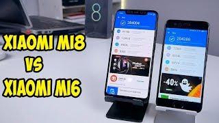 Xiaomi Mi 6 VS Xiaomi MI 8 Стоит ли менять свой Xiaomi Mi 6 на Mi 8?