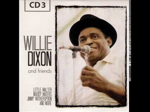 Charles Clark and Willie Dixon row your boat