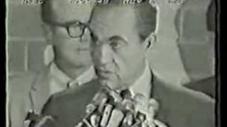 "MLB1949: ""Gov. George Wallace Concedes 1968 Election to Richard Nixon"""