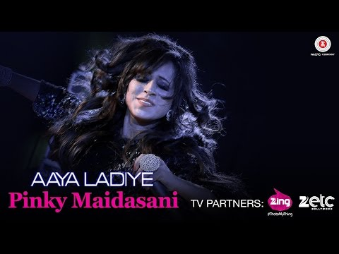 Aaya Ladiye - Official Music Video | Pinky Maidasani Peacock