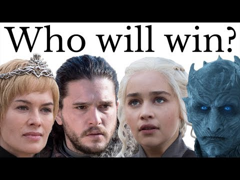Who will win the Throne in Game of Thrones Season 8?