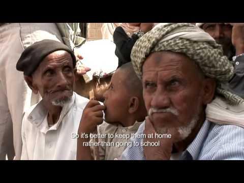 Famine, Malnutrition  and Hunger in Yemen. Guerra en Yemen