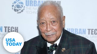 David Dinkins, New York City's first and only Black mayor, has died at 93 | USA TODAY