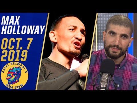 Max Holloway critiques Conor McGregor's focus, previews Volkanovski fight | Ariel Helwani's MMA Show