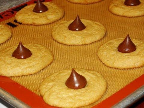 Gluten free peanut butter blossom cookie recipes