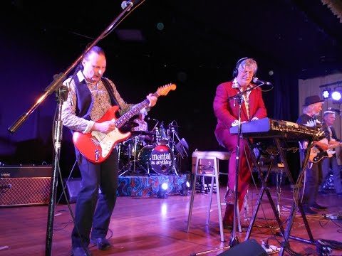 Mental as Anything - 'live' - Ballina R.S.L. - Friday 14th Oct. 2016