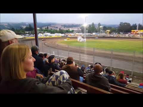 Ocean Speedway 4 Bangers 7/13/18 Main Event