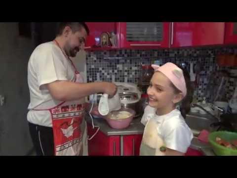 Анатолич и Варя. Готовим мясо,рыбу,десерт)ГНУ-ГотовитьНеУмею