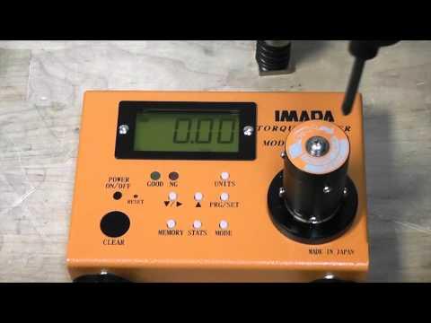 Calibration For Kilews Torque Meter Ktm 100 Doovi