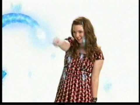 Jennifer Stone promo Disney Channel Hungary