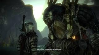 видео Ведьмак 2: Глава III путь Иорвета, «И пришел дракон»