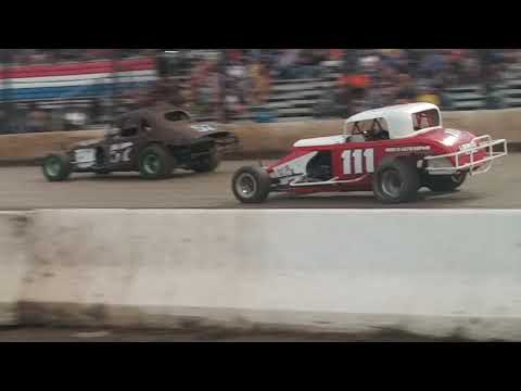 Legends of the Valley Races @ Lebanon Valley Speedway on 8/3/19