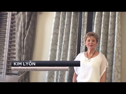 Cornice Board Options explained by Kim Lyon of Window Accent