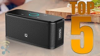 Video Top 5 Best Cheap Bluetooth Speakers You Can Buy in 2018 download MP3, 3GP, MP4, WEBM, AVI, FLV Agustus 2018