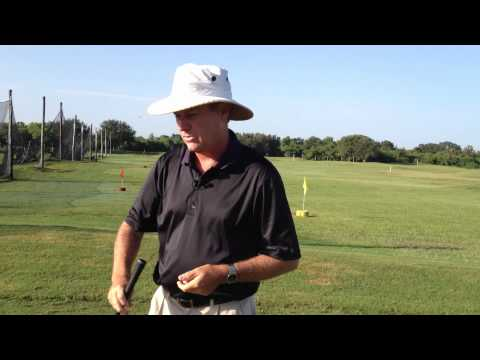 John Hayes Golf - Keep Your Left Arm Flexible