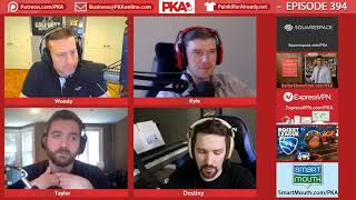 PKA 394 w/ Destiny - Kyle's Adult Toy Collection, 2Busty2Hide Twitch Streamers, Affirmative Action