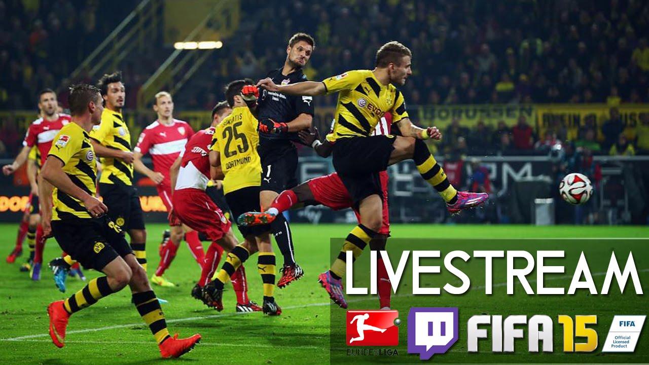 Livestream Dortmund Stuttgart